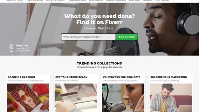 Transforming Your Fiverr Business into a Profitable Income Stream – Five Simple Steps for Success