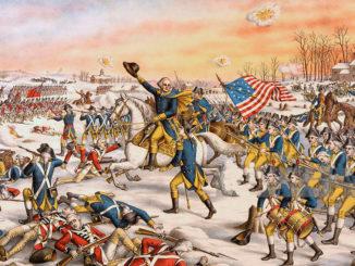 American Revolutionary War 1775 to 1783