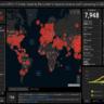 Coronavirus Live Interactive Map