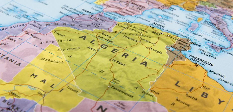 Economic Development Inequality in North Africa