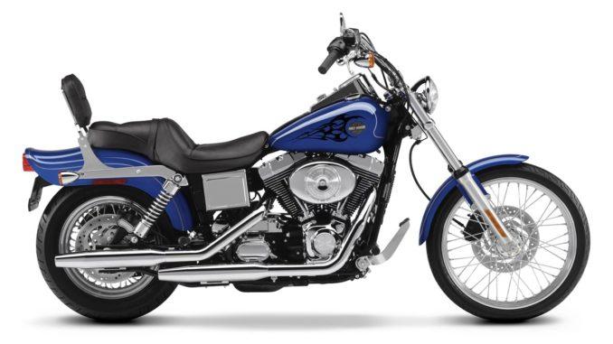 2002 Harley Davidson Dyna Wide Glide Service Manual