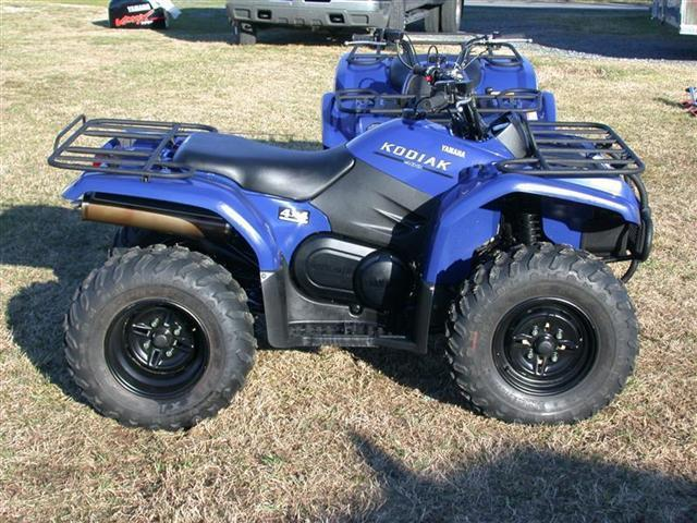 2005 Yamaha Kodiak 400 Repair Manual IRS 4X4