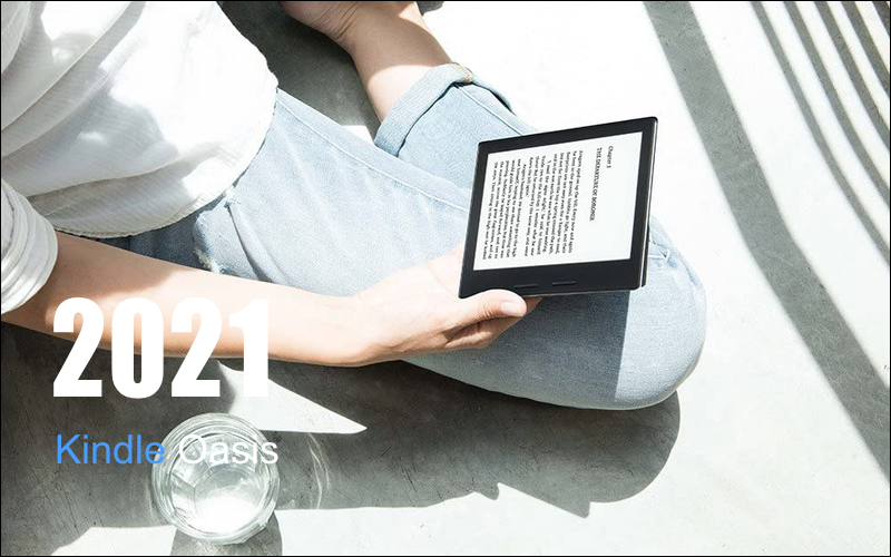 2021 Amazon Kindle Oasis Tablet