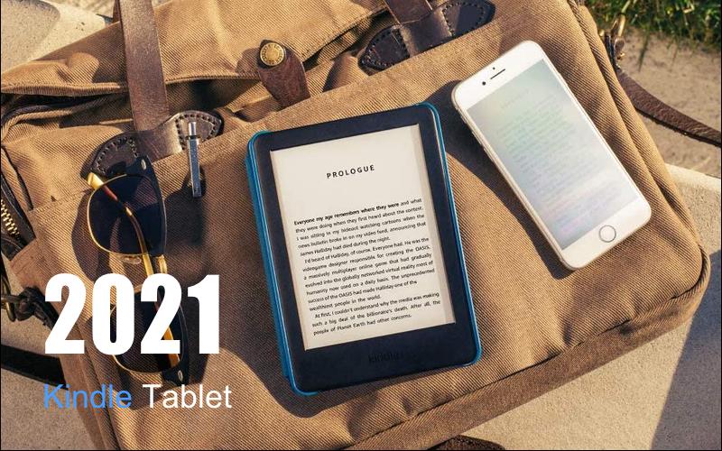 2021 Amazon Kindle eReader