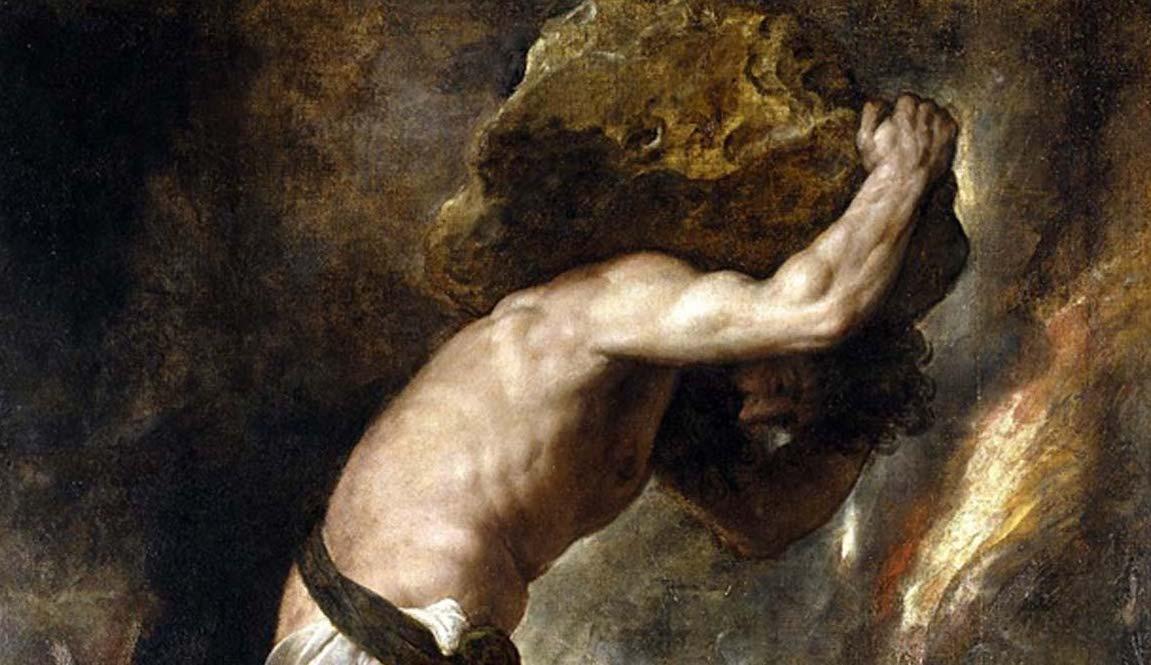 The Stranger and The Myth of Sisyphus