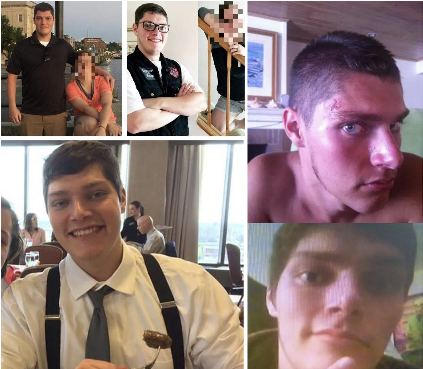 Pictures, images of connor betts Ohio Dayton Mass Shooter