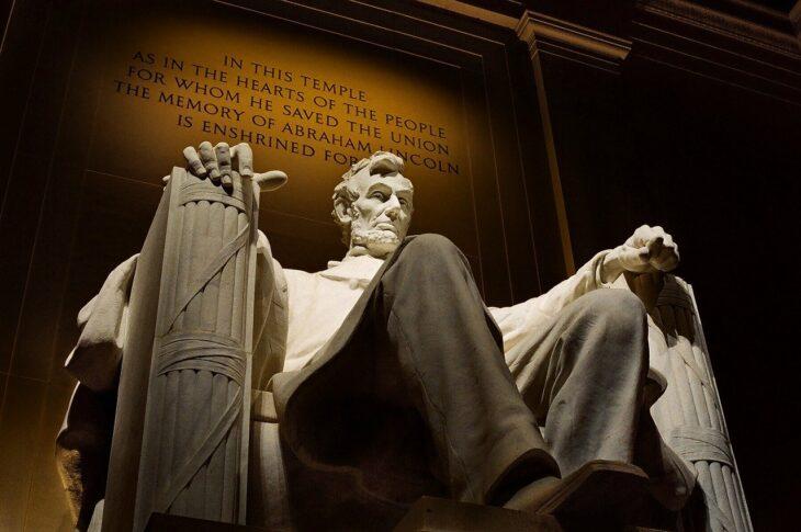 Stephen Douglas and Abraham Lincoln Views on Slavery