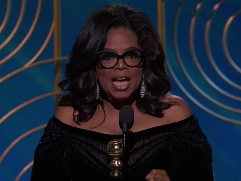 Oprah Winfrey Influence on The Media