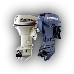 Johnson-Evinrude Outboard Manuals
