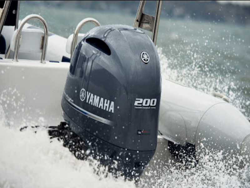 Yamaha 200 hp Repair Manual